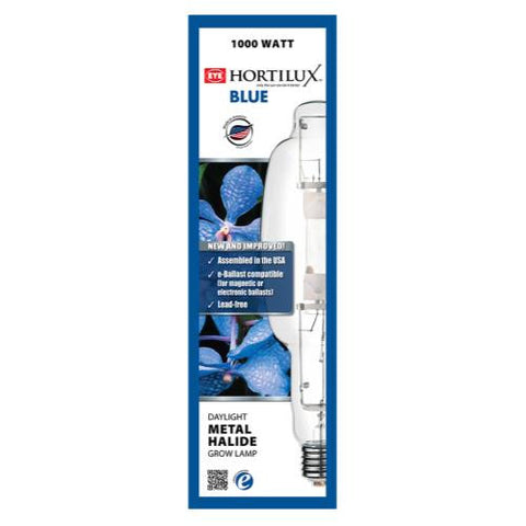 Eye Hortilux Blue 1000w MH Bulb