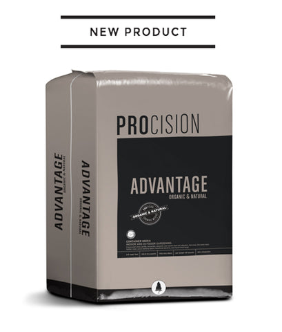 Aurora Peat Products<br> Procision Advantage Organic and Natural