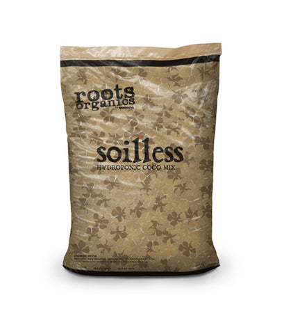 Aurora Innovations<br> Roots Organics<br> Soilless