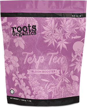 ROOTS ORGANICS TERP TEA BLOOM BOOSTER