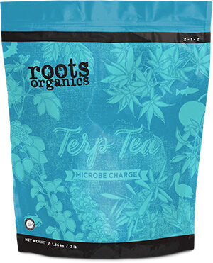 Aurora Innovations <br> Roots Organics<br> Terp Tea Microbe charge