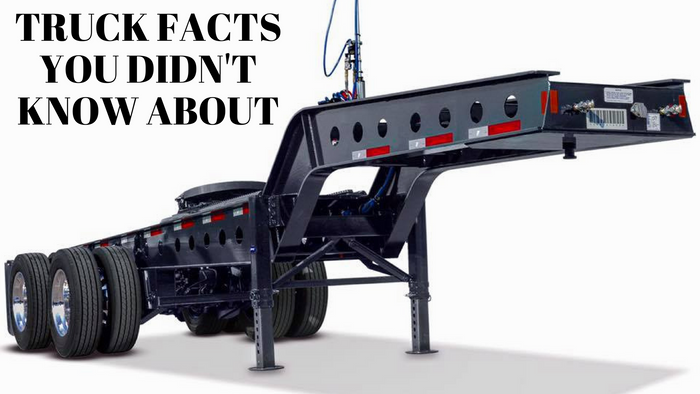Truck Facts You Didn't Know (But Should!)