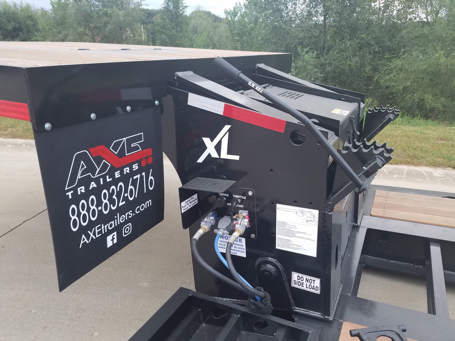 NEW XL Specialized 40 Ton Mini Deck Hydraulic Neck(RGN)