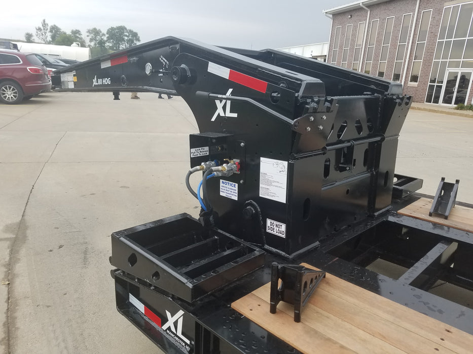 NEW XL Specialized 40 Ton Hydraulic Neck (RGN)