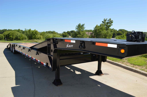 NEW XL Specialized 48' Tandem Axle Hydraulic Tail