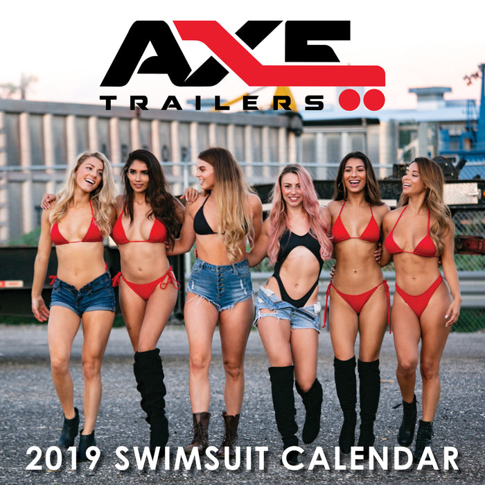 AXE Swimsuit Calendar