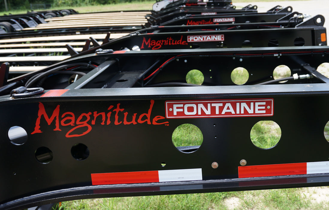 NEW Fontaine 55 Ton Hydraulic Neck (RGN) LowPro