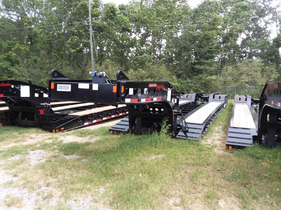 NEW Fontaine 50 Ton Lowboy Hydraulic (RGN)