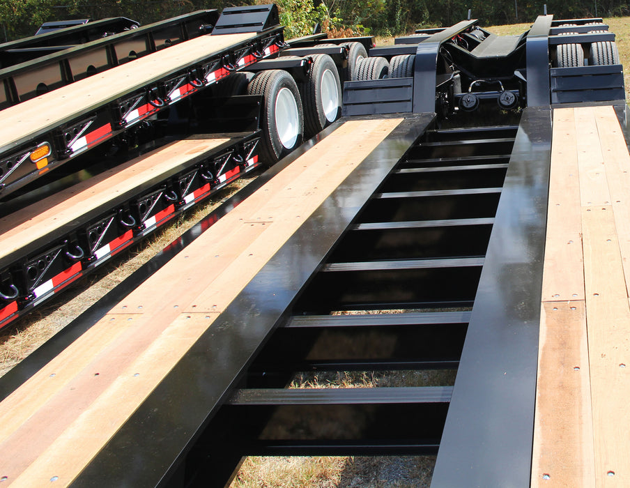 NEW Fontaine 55 Ton Flat Level Deck Hydraulic (RGN)