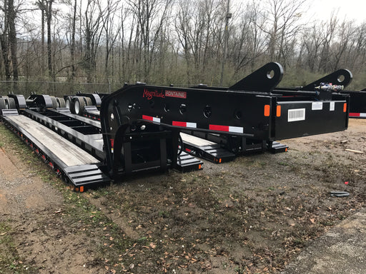 NEW Fontaine 60 Ton Drop Side Rail Hydraulic Neck (RGN)