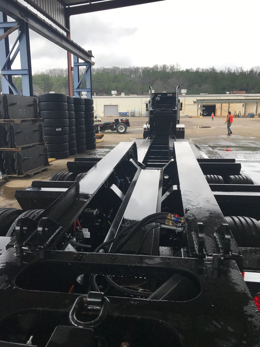 NEW Fontaine 70 Ton Drop Side Rail Hydraulic Neck (RGN)