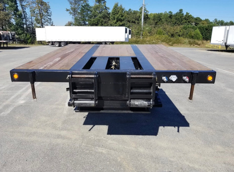 NEW XL Specialized 35 Ton Mechanical Mini Deck (Hat Box)