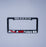 AXE License Plate Frame