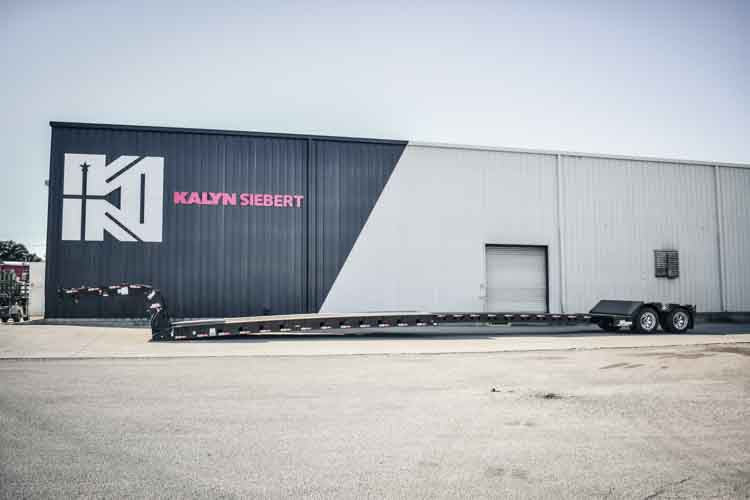 NEW Kalyn Siebert 40 Ton Hydraulic Extendable 29' - 50'