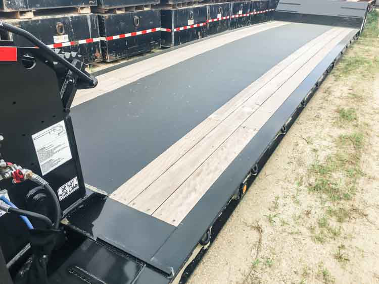 NEW XL Specialized 40 Ton Hydraulic Neck (Mini Deck)