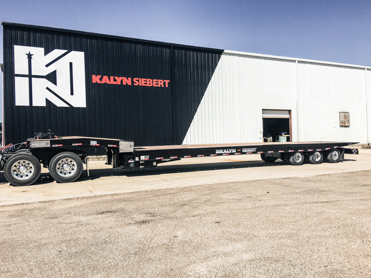 NEW Kalyn Siebert 55 Ton (Tri-Axle) Slide Axle