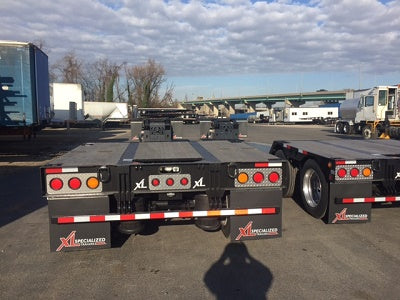 NEW XL Specialized 35 Ton Mini Deck Hydraulic Neck (RGN)