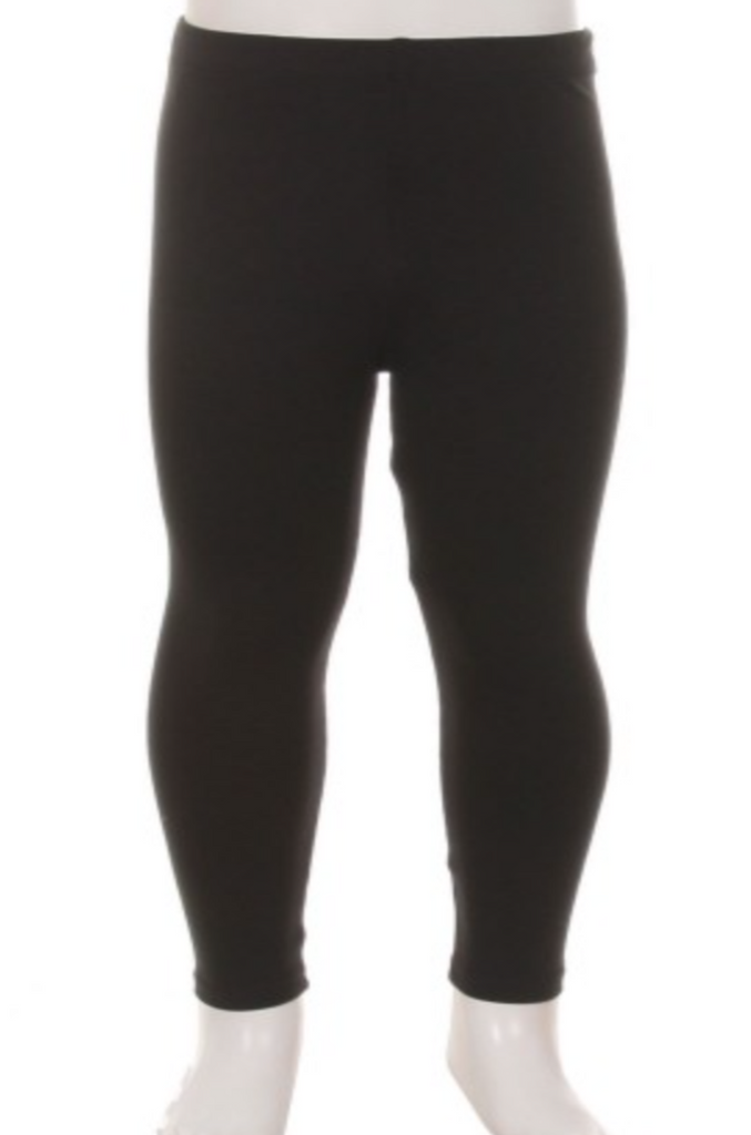 Kids Black Buttersoft Leggings