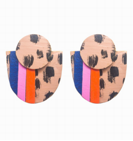 HL + CO. Earrings - Neon Studs