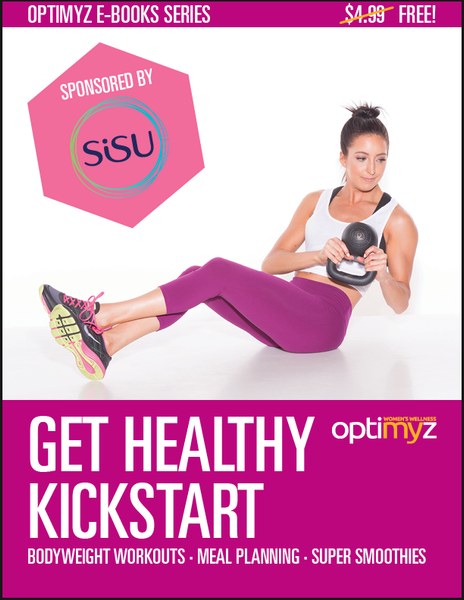 Healthy Kickstart eBook
