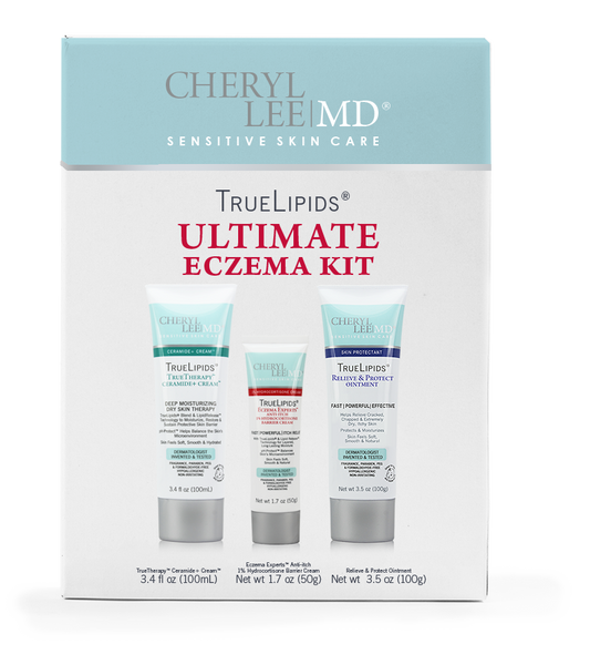 Ultimate Eczema Kit - Cheryl Lee MD Sensitive Skin Care - 1