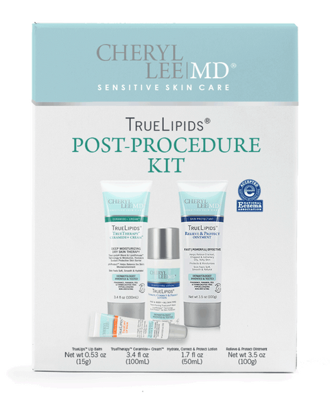 Post Procedure Kit - Cheryl Lee MD Sensitive Skin Care