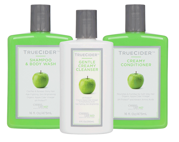 TrueCider Gentle Cleansing Kit