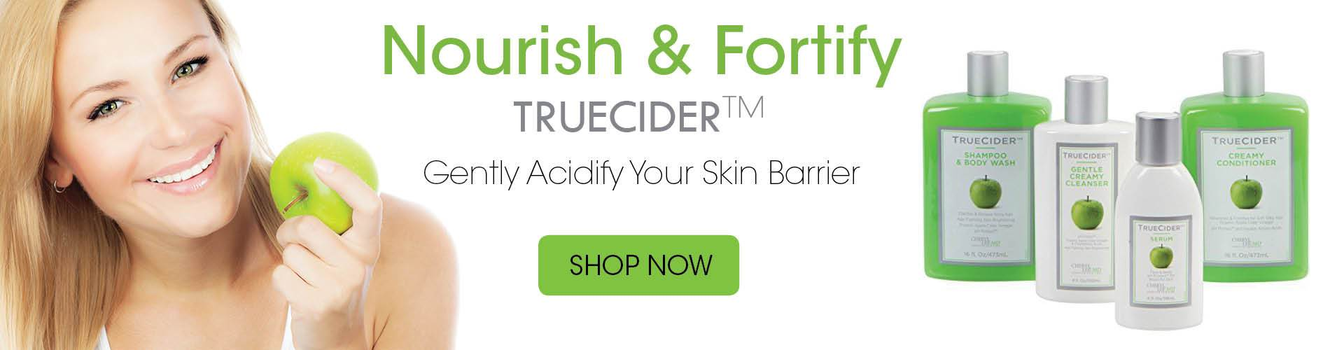 TrueCider Products