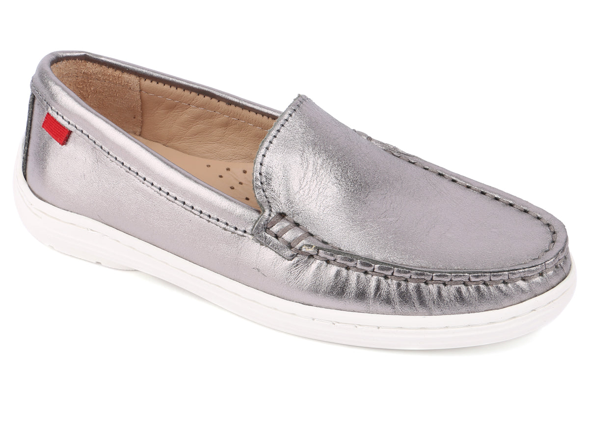 Broadway Kids - Pewter Metallic