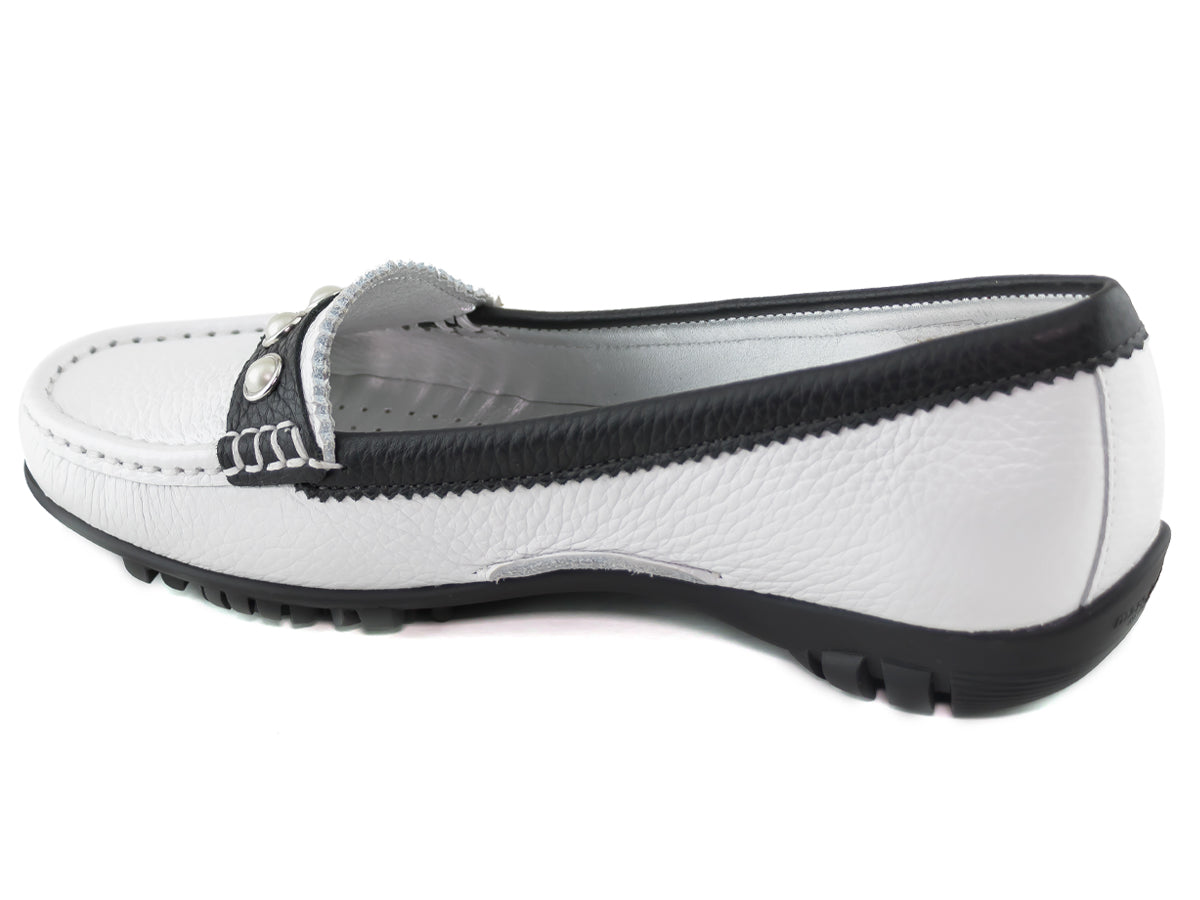 Wythe St Golf - Pearlized White