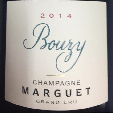 Marguet - Bouzy - 2014 - Grand Cru
