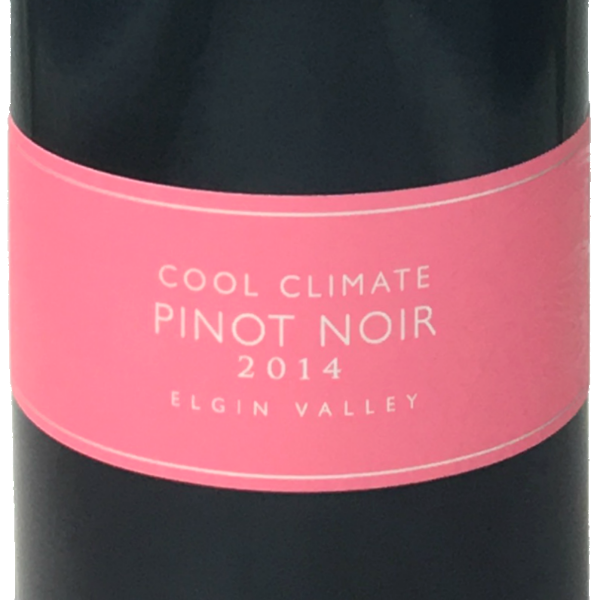 Corder - Pinot Noir - Cool Climate 2014