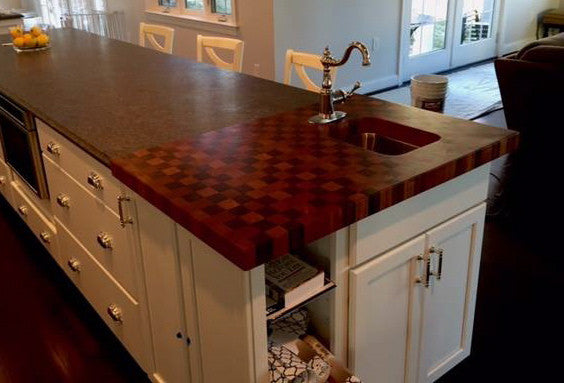 Gallery of Kitchen Islands