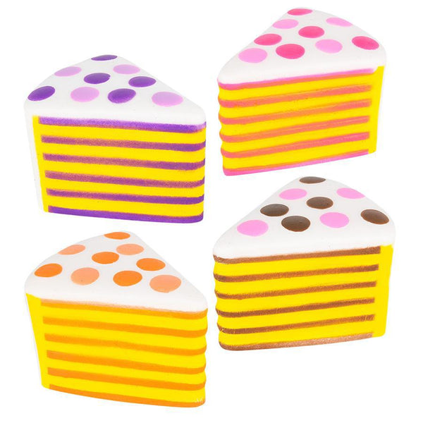Squishy Cake - Pack of 12