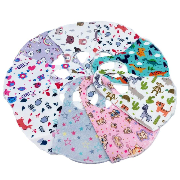 Kids Fabric Mask - Pack of 48 Mila Lifestyle Accessories