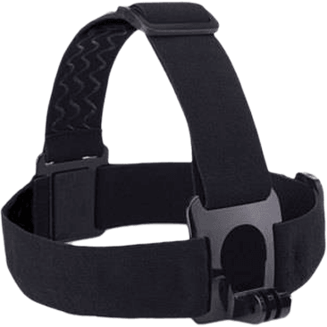 Action Camera/GoPro Head Strap Mila Lifestyle Accessories