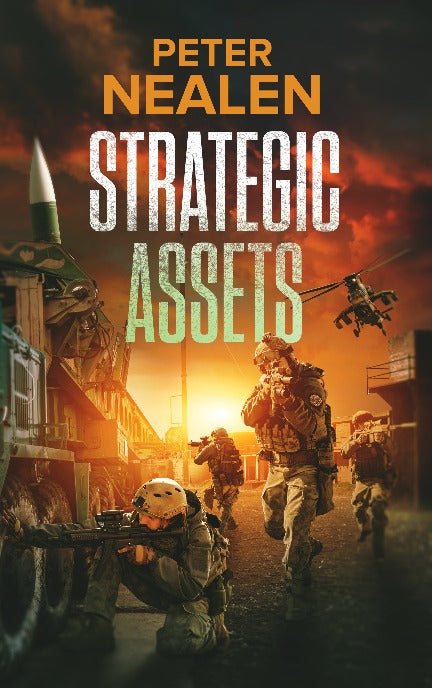 Strategic Assets - Maelstrom Rising Book 4 - COMING THIS SUMMER