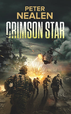 Crimson Star - Maelstrom Rising Book 3