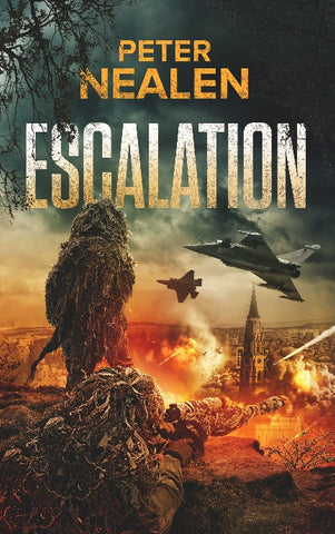Escalation -Maelstrom Rising Book 1
