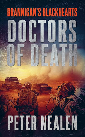 Doctors of Death - Brannigan's Blackhearts Book 6