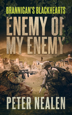 Enemy of My Enemy -Brannigan's Blackhearts Book 8