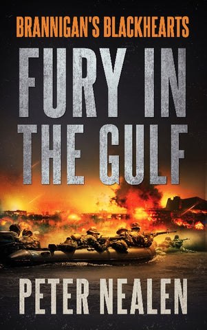 Fury in the Gulf -Brannigan's Blackhearts Book 1
