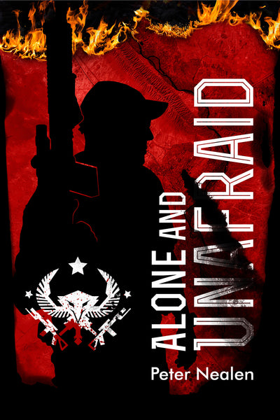Alone and Unafraid Front Cover