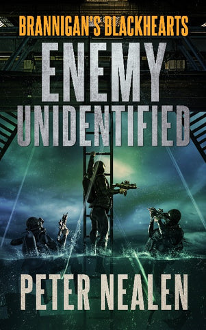 Enemy Unidentified - Brannigan's Blackhearts Book 3