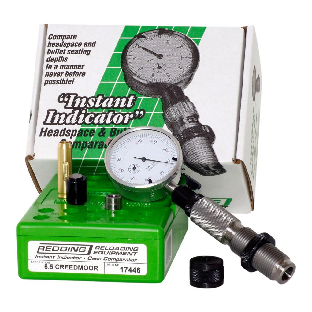 Redding Reloading Instant Indicator with Dial Indicator