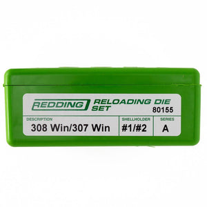 Redding Reloading Full Length 2 Die Set 308 Win