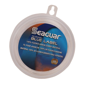 Seaguar Blue Label 100% Fluorocarbon Leader Material