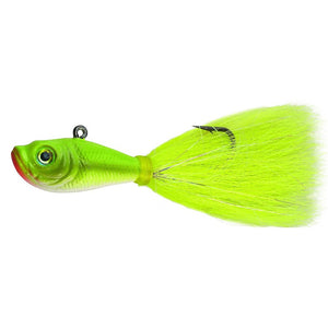 SPRO Bucktail Jig Crazy Chartreuse
