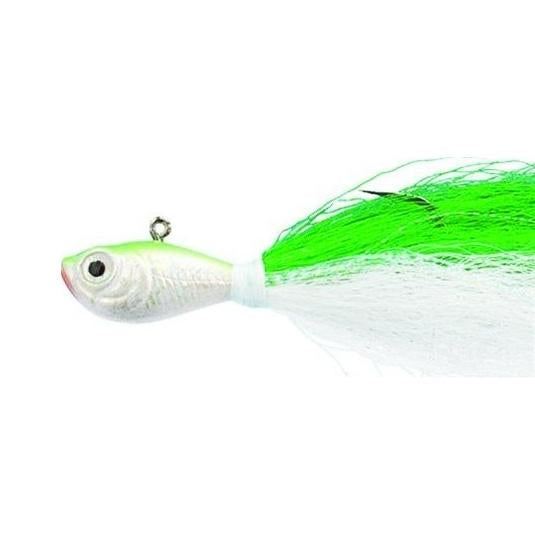 SPRO Bucktail Jig Chartreuse