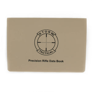 Storm Tactical Heavy Paper Modular Data Book